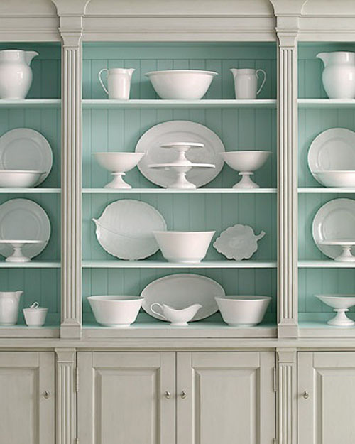 Duck egg blue paint colors design ideas for Amy howard paint kitchen cabinets