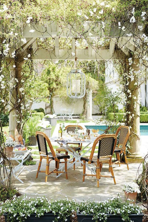 Garden With Pergola Design Ideas