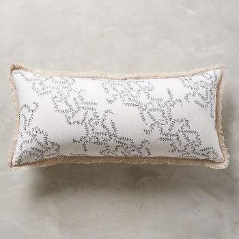 Crystal Dendrite Pillow