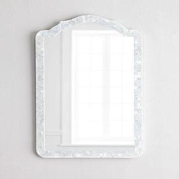 Selah Mother-of-Pearl Mirror