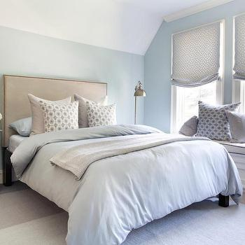 Blue And Gray Bedrooms