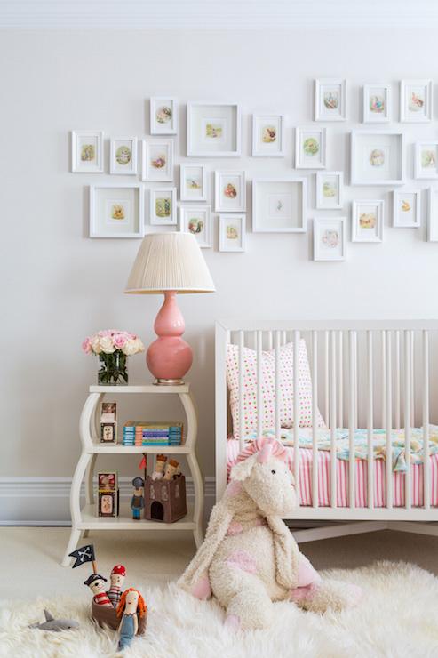 White French Crib Design Ideas
