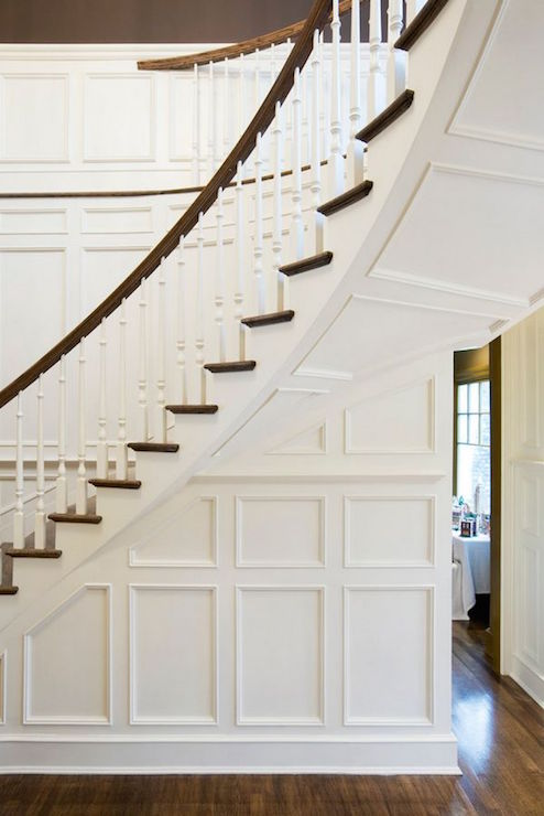 Curved Staircase Design Ideas