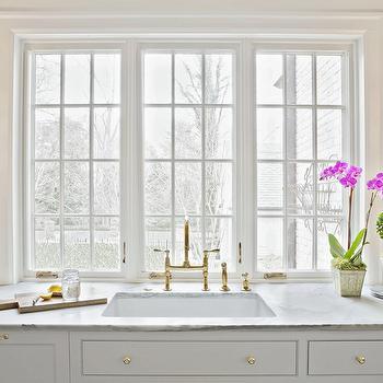 Brass Kitchen Cabinet Knobs Design Ideas