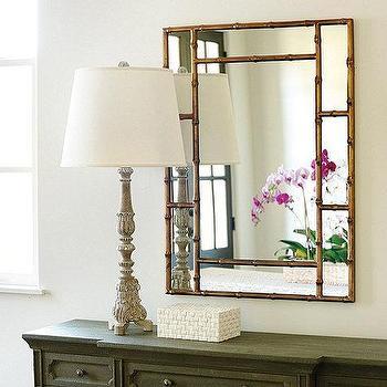 Daphne Wall Mirror Ballard Designs