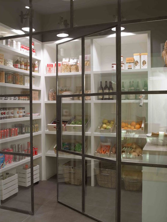 Walk in pantry design ideas for Walk in pantry