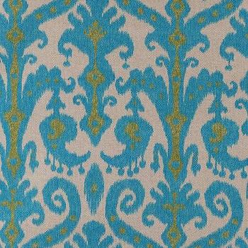 Marrakesh Lagoon, Printed Fabric