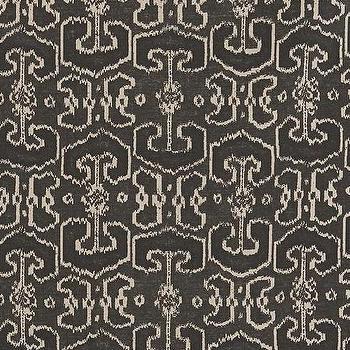 Bengali Gray, Printed Fabric