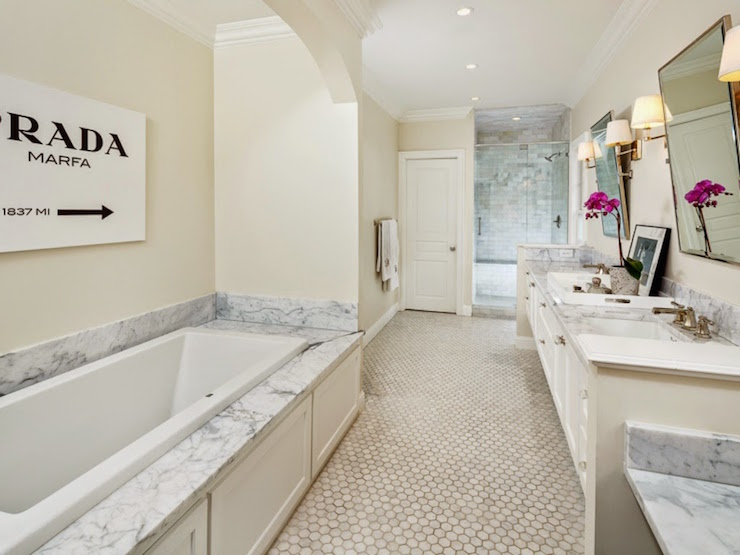 bathroom shower tile wears prada office contemporary den library office 11264