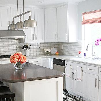 Beau Kitchen With Corian Countertops