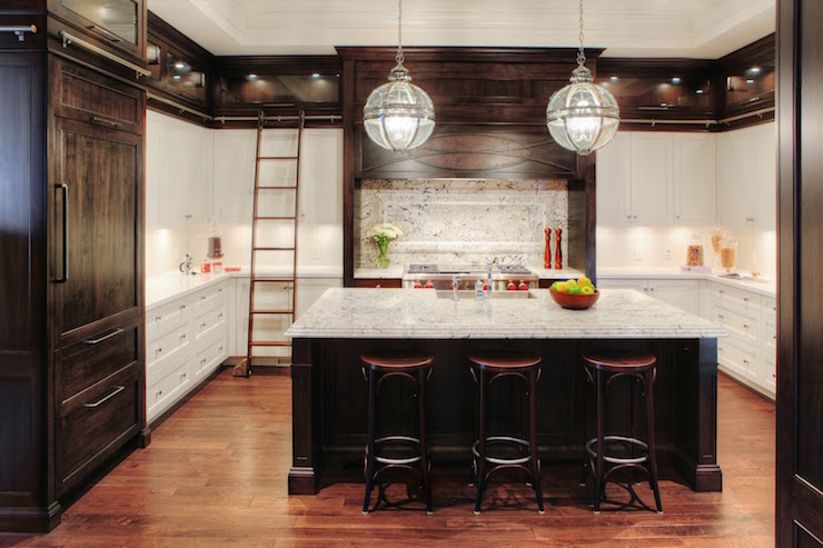 Kitchen Cabinets Ideas kitchen view custom cabinets : Interior design inspiration photos by Braams Custom Cabinets.