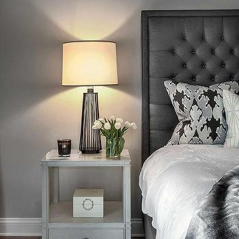 Pillows in Kelly Wearstler Fabric, Contemporary, Bedroom