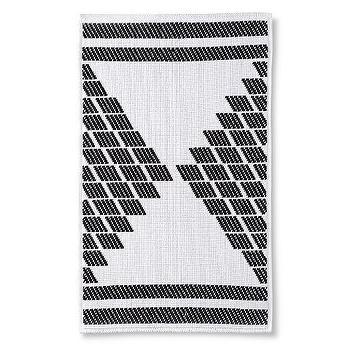 horizon stripe bath mat west elm