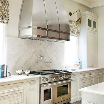 Half Height Kitchen Backsplash Design Ideas