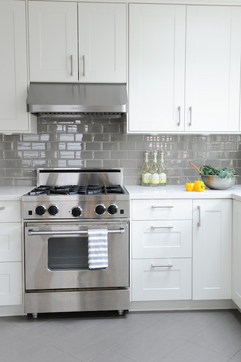 Gray Kitchen Subway Tiles Design Ideas – Subway Tile Colors Kitchen