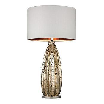dimond pennistone gold mercury glass. Black Bedroom Furniture Sets. Home Design Ideas