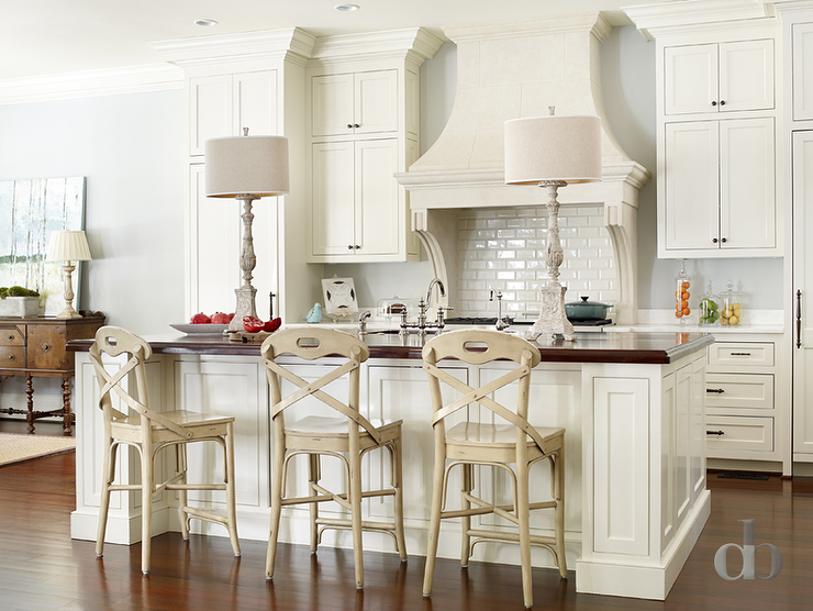 Ivory Kitchen Cabinets Part - 24: Kitchen With Ivory Cabinets