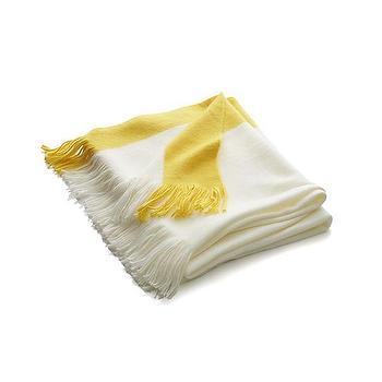 Tepi Lemon Throw
