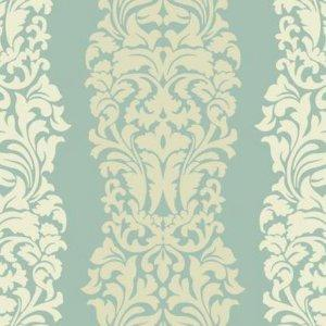 York Designer Series Harmony Green Wallpaper