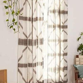 Magical Thinking Indu Dyed Curtain