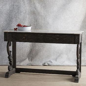 Nomeny Marble Top Console