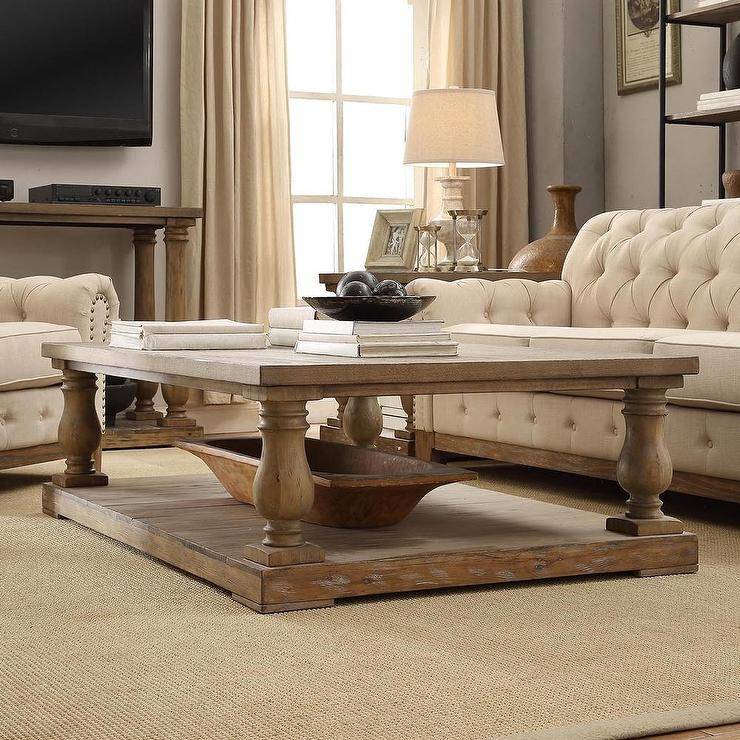 French Baluster Dining Tables Rectangular Dining Tables