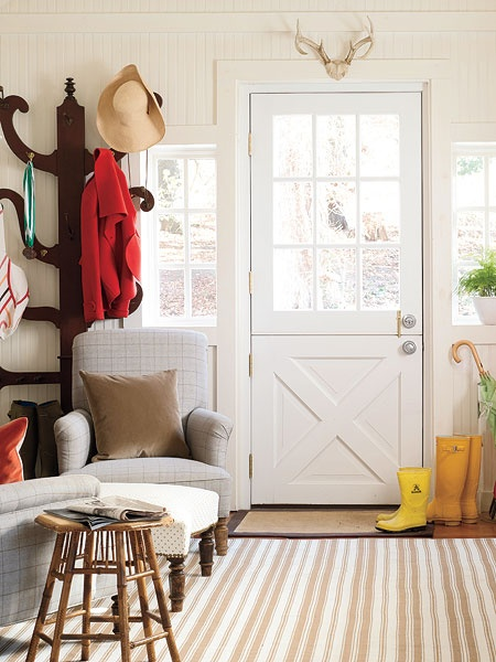 country style mudroom ideas design ideas On country entryway