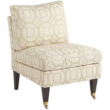 Mirelle Chair Dade Khaki