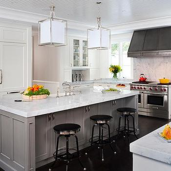 metal range hoods. Kitchen With Beadboard Tray Ceiling Metal Range Hoods