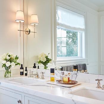 elegant master bathrooms design ideas