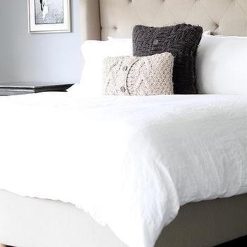 Tranquil Bedroom Design, Transitional, Bedroom