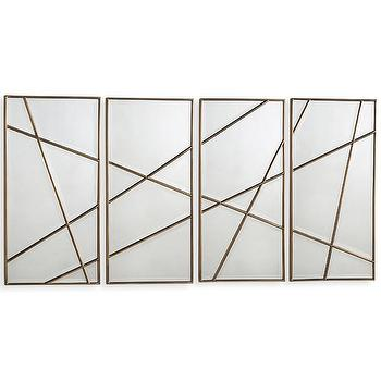 Wall Mirror Panels swirl panels mirror - products, bookmarks, design, inspiration and
