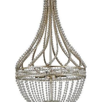 Ingenue Chandelier design by Currey and Company