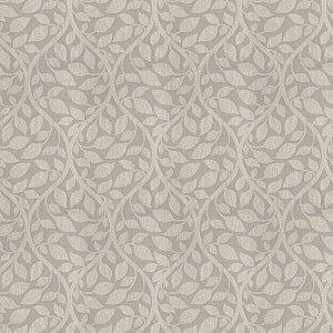 S. Harris Modern Leaves Platinum Fabric