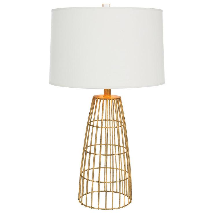 Aidan gray lighting dinard gold table lamp aloadofball Images