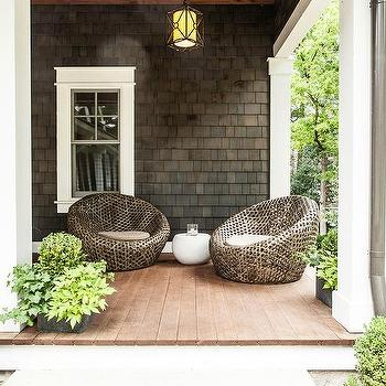 covered porch furniture. cottage porch design covered furniture