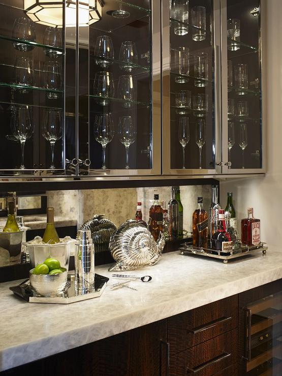 Stainless Steel Cabinets With Glass Doors