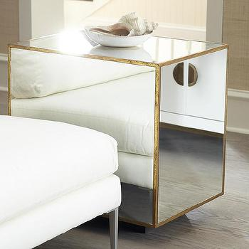 Floating Side Table