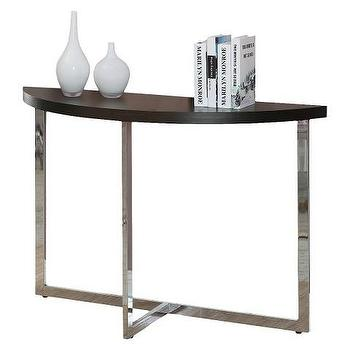 Monarch Metal Console Table