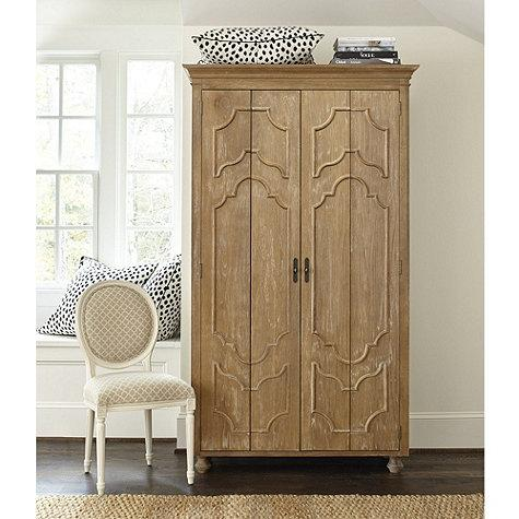 Awesome Treviso Natural Media Armoire