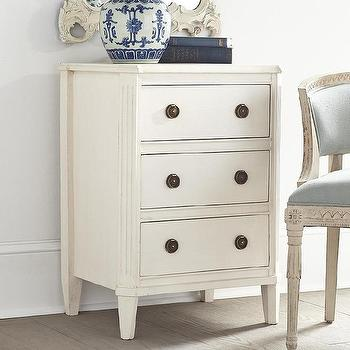 Swedish Bedside Chest