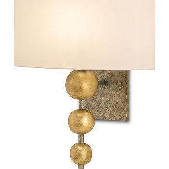 Currey & Company Stillman Wall Sconce