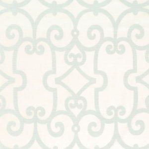 Schumacher Manor Gate Mineral Fabric