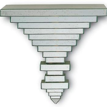 Currey & Company Parallel Wall Bracket