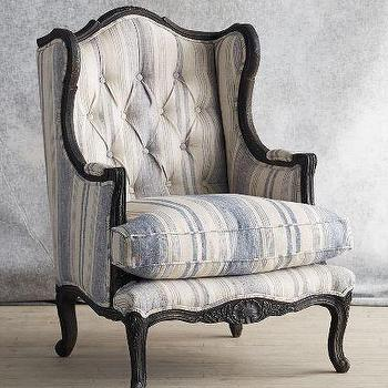 Fourier Wingback Chair