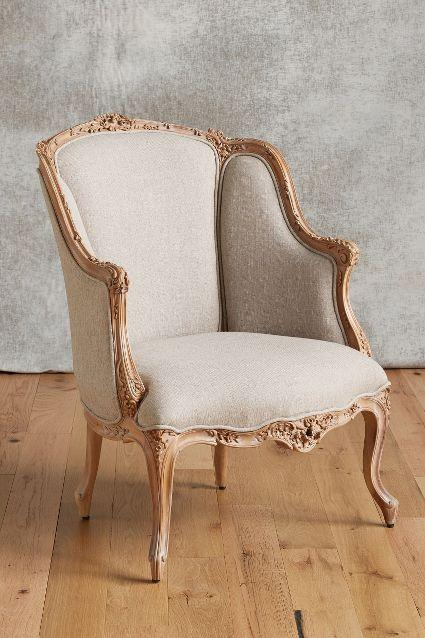 Rachel Ashwell Shabby Chic Couture Darcy Chair With Arms