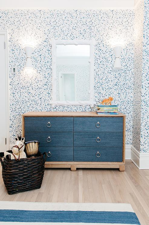 Hinson Wallpaper blue paint splatter wallpaper design ideas