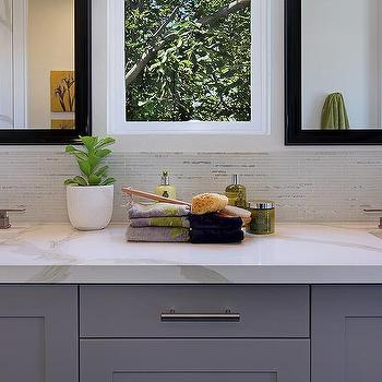 Good Half Tiled Bathroom Backsplash Amazing Ideas
