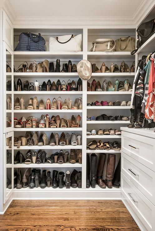closet boot racks design ideas. Black Bedroom Furniture Sets. Home Design Ideas