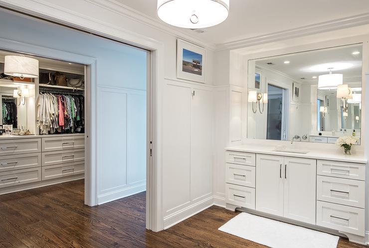 Master closet pocket doors design ideas for Master bathroom pocket door